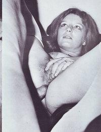 black and white retro lingerie pics porn