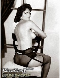 Vintage Erotica In Black And White Photos