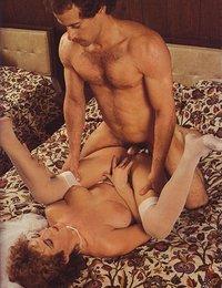 classic busty retro porn pics