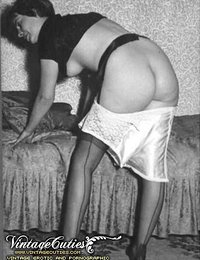 Vintage Pics Of Highly Erotic Undressing And Partial Nakedness