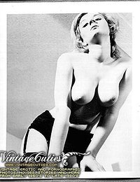 For The True Lovers Of Vintage Bust And Nipples