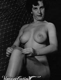 Very Big Vintage Boobs And Hairy Triangles Of The Women From The Past
