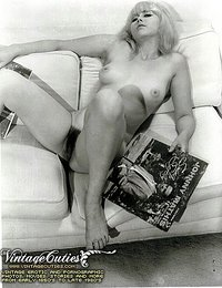 Hot Naked 70's Chicks With Massive Unshaven Bushes And Big Boobs