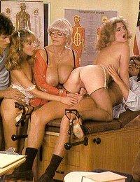 sex retro white pics