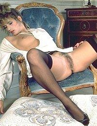 skinny redhead retro sex pics heels