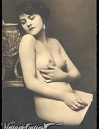 The Most Rare Antique Erotic Photography Photos